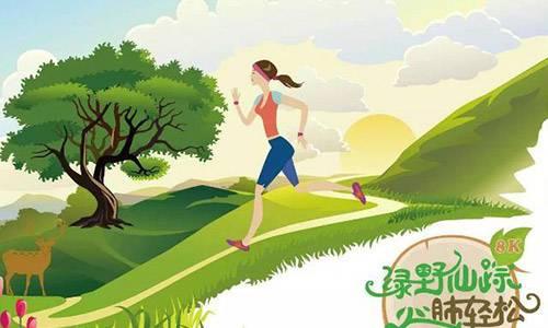 2015上海植物园8公里欢乐公益跑