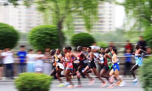 2015中国大姚首届半程马拉松赛