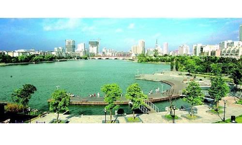 2015中国·泰州环天德湖自行车国际邀请赛