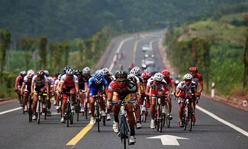 2015中国 杭州第九届环千岛湖国际公路自行车赛
