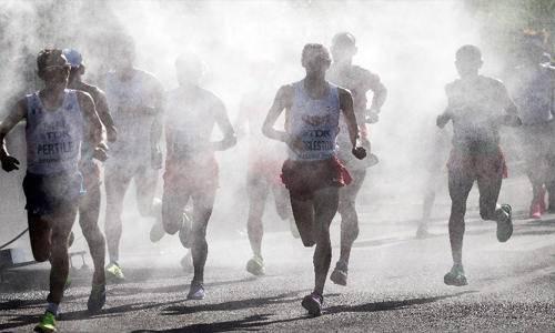 江阴马拉松比赛