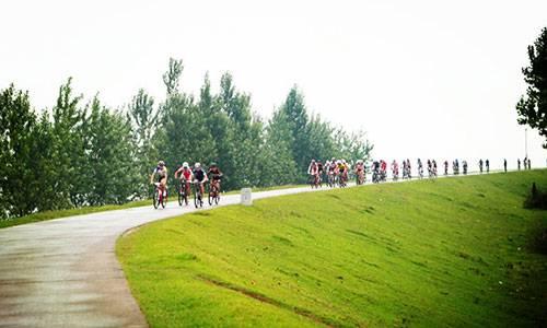 2015中国第六届环百里洲自行车邀请赛