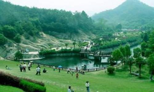2015中国·武汉木兰山国际山地户外运动挑战赛