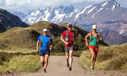 Patagonia越野跑形象大使长城约跑