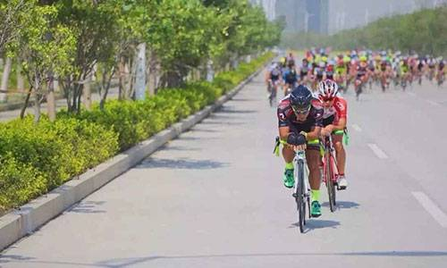 """2015""""福建白云山""""杯·福安国际自行车公开赛"""