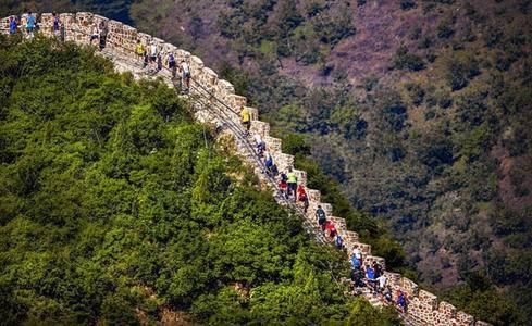 2018 中国长城马拉松