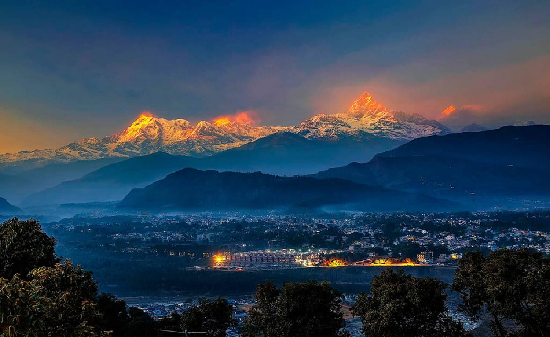 2017尼泊尔小环线徒步游