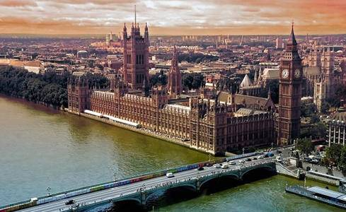 2018伦敦马拉松益跑五星团