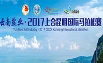 云南盐业·2017上合昆明国际马拉松赛