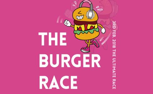 2018上海 Charlie's burger 粉红迎春跑