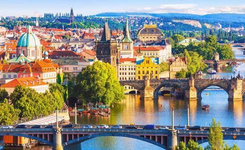 【相约春季 穿越城堡】2018年布拉格全程马拉松4天3晚自由行