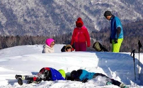 亲子游学营,伏尔加庄园,雪乡横道河子二浪河,续冰雪奇缘