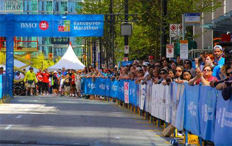 2018年温哥华马拉松