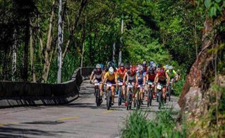 2018年第二届中国莽山山地自行车挑战赛