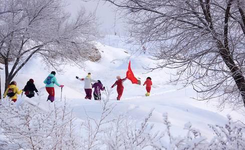 2018年第十五届乌鲁木齐丝绸之路冰雪风情节  暨第二届雅玛里克山雪地越野赛