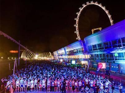 2018新加坡尚道马拉松(原日落马拉松)