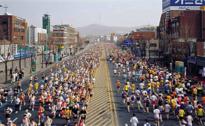 2018 首尔爱情国际马拉松