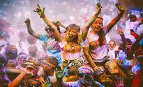 2018 The Color Run 沈阳站