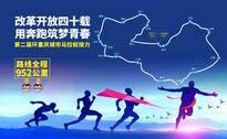 第二届环重庆城市马拉松接力公益线上跑