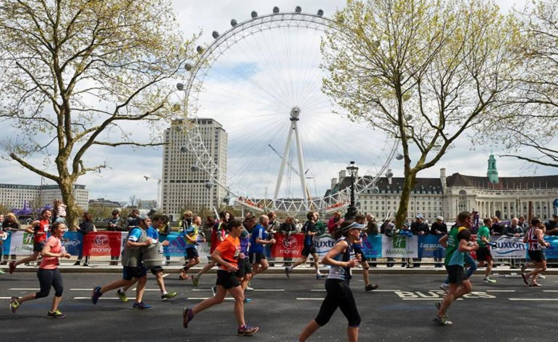 2019年伦敦马拉松·纯名额